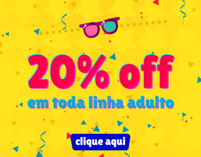 Adulto Carnaval - 20Off