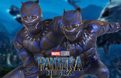 Pantera Negra - Marvel