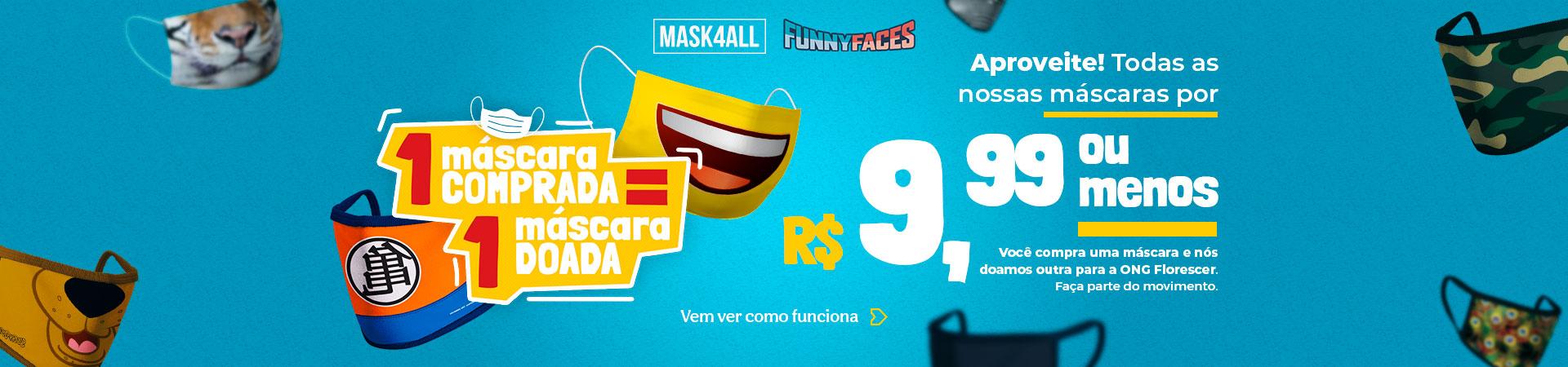 Mask4all - Desconto