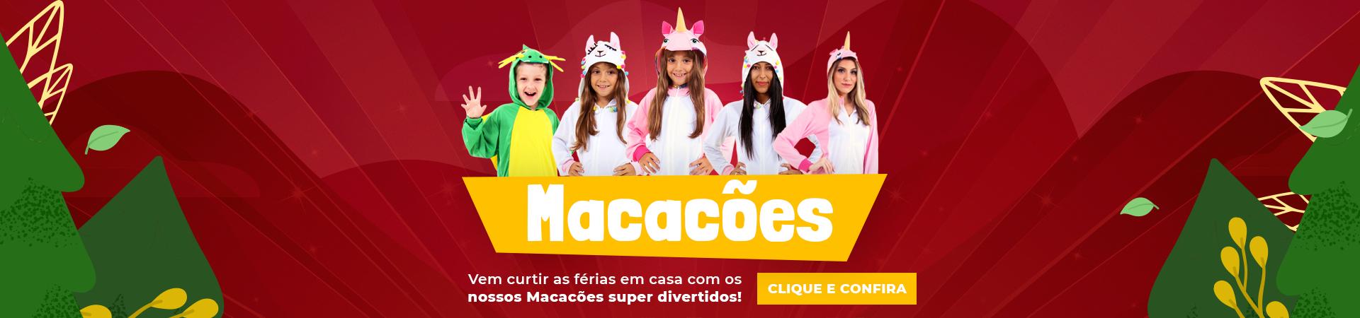 Macacões - Pijama