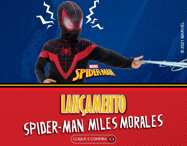 Homem Aranha - Miles