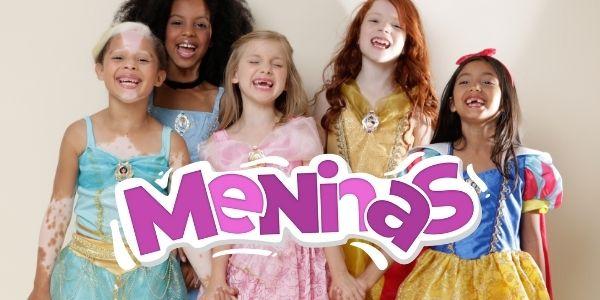 Dia das Crianças - Meninas