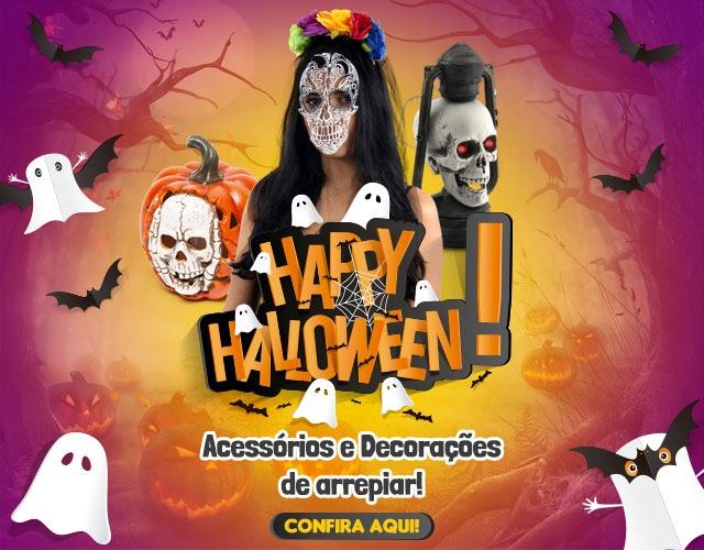 Halloween - Acessórios